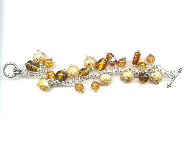 Amber Sugar Bracelet