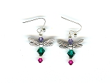 Dragonfly Earrings - Ref: 861