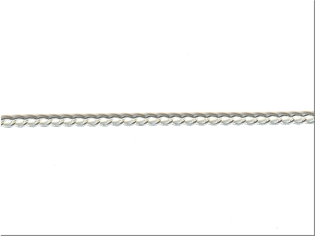 Large Link Chain Silver
